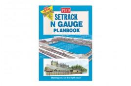 Peco Setrack N Gauge Trackplan Book (new edition)