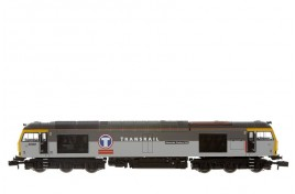Class 60 Diesel Co-Co Transrail 60061 Alexander Graham Bell (Buffers Exclusive)