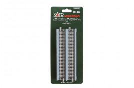 Double Track Plate Girder Bridge 186mm Grey N Scale