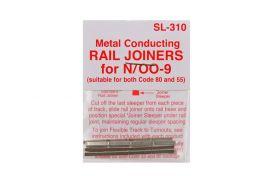 Metal Rail Joiners Code 80 or 55