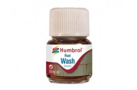 Enamel Wash Rust 28ml