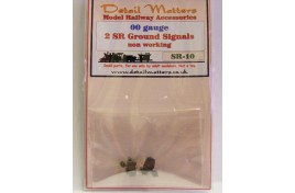 SR Ground Shunt Signals x 2 (non-operational) OO Scale