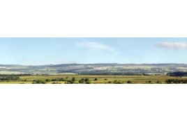 207B Hills & Dales Backscene Pack B 10 feet x 15 inches OO Scale