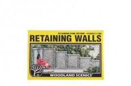 Retaining Walls Random Stone x 6 N Scale