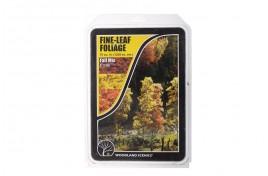 Fine Leaf Foliage Fall (Autumn) Mix