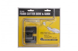 Hot Wire Foam Cutter Bow & Guide