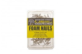2in Steel Foam Nails