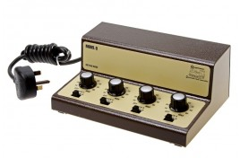 Four Track Cased Transformer Controller
