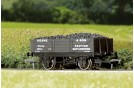 OO Gauge 4 Plank Wagon with Coal Load Deane & Son,  Winchester - Buffers Exclusive
