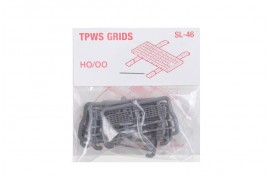 Dummy TPWS Grids Pack of 12 Plastic Kit OO Scale