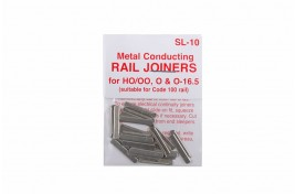 Code 100 Metal Rail Joiners..