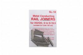 Code 100 Metal Rail Joiners..