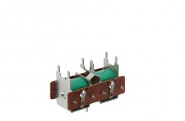 Point Motor for Low Amperage Applications