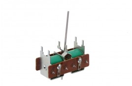 Point Motor with Low Current Coils & Extended Operating Pin