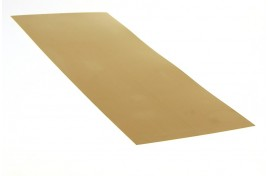 "Brass Sheet 0.005"" 4 x 10 inch Pack of 2 pcs"