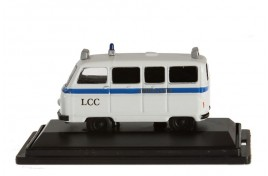 Morris J2 London Ambulance Service OO Scale