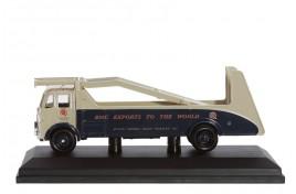 Leyland Car Transporter - BMC Cars OO Scale