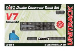 V7 Scissors Crossing Variation Pack