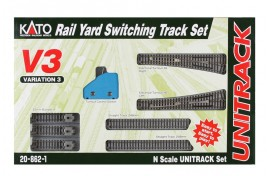 V3 Sidings Variation Pack