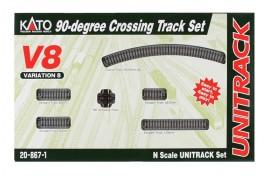 V8 Crossing Variation Pack